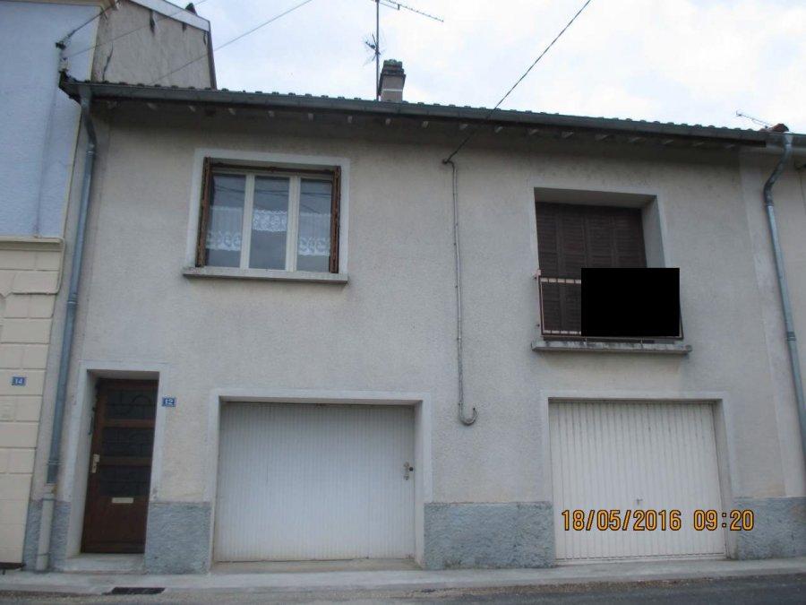 Maison à vendre F4 à Vilosnes haraumont