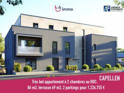 Apartment for sale 2 bedrooms in Capellen - Ref. 7080178