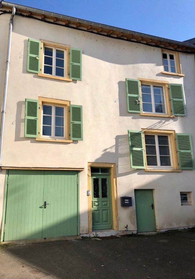 acheter maison jumelée 10 pièces 173.09 m² sierck-les-bains photo 1