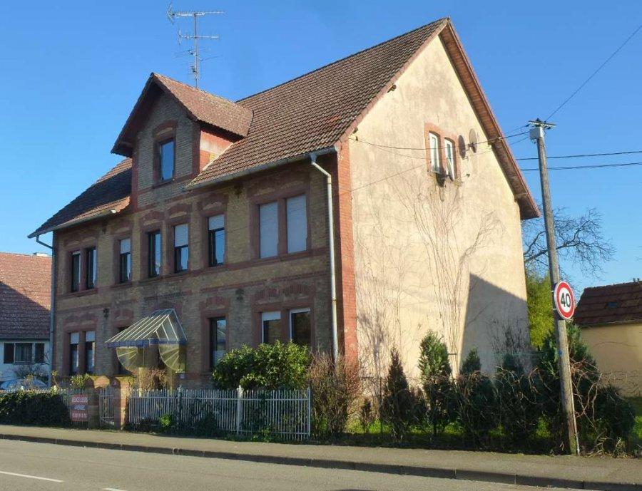 Maison à vendre F12 à Wissembourg