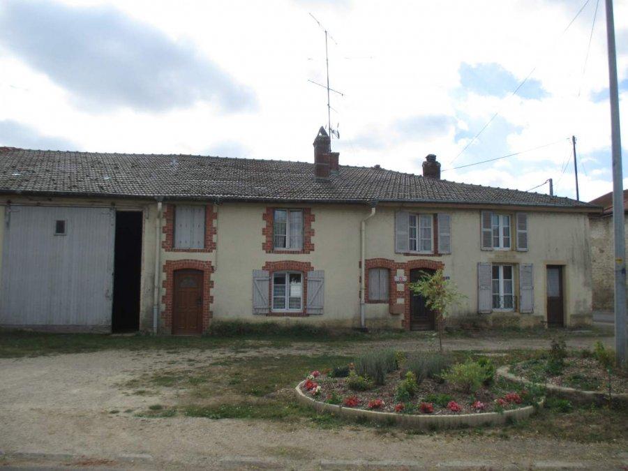 Maison à vendre F8 à Milly sur bradon