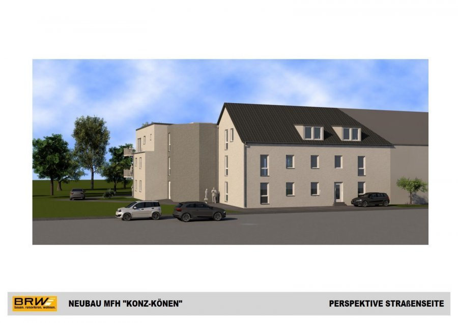 acheter résidence 0 pièce 119.19 à 128.61 m² konz photo 2