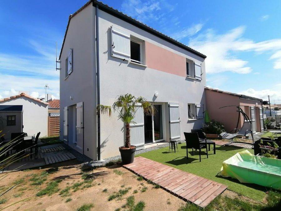 acheter maison 4 pièces 85.49 m² saint-hilaire-de-riez photo 1