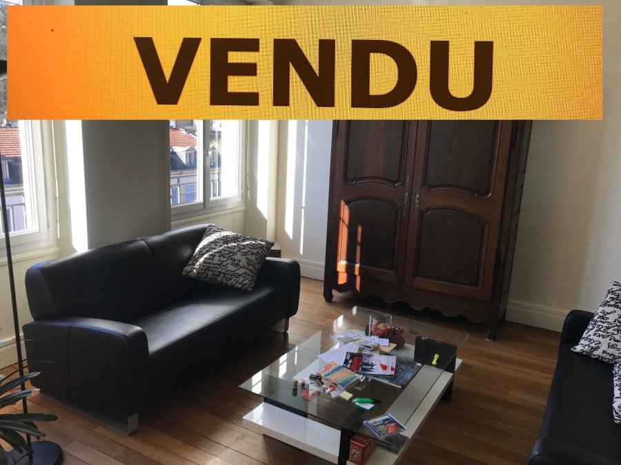 Appartement à vendre F8 à Bar-le-Duc