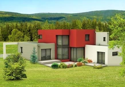 Maison individuelle à vendre F6 à Berg-sur-Moselle