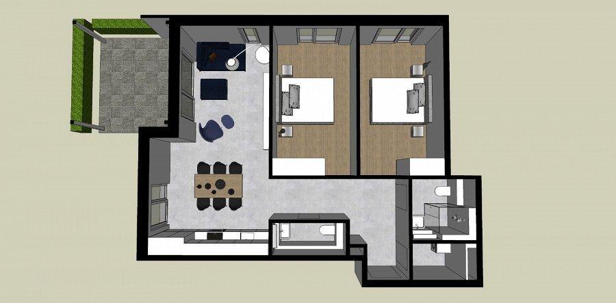 wohnung mieten 3 zimmer 84 m² trier foto 2