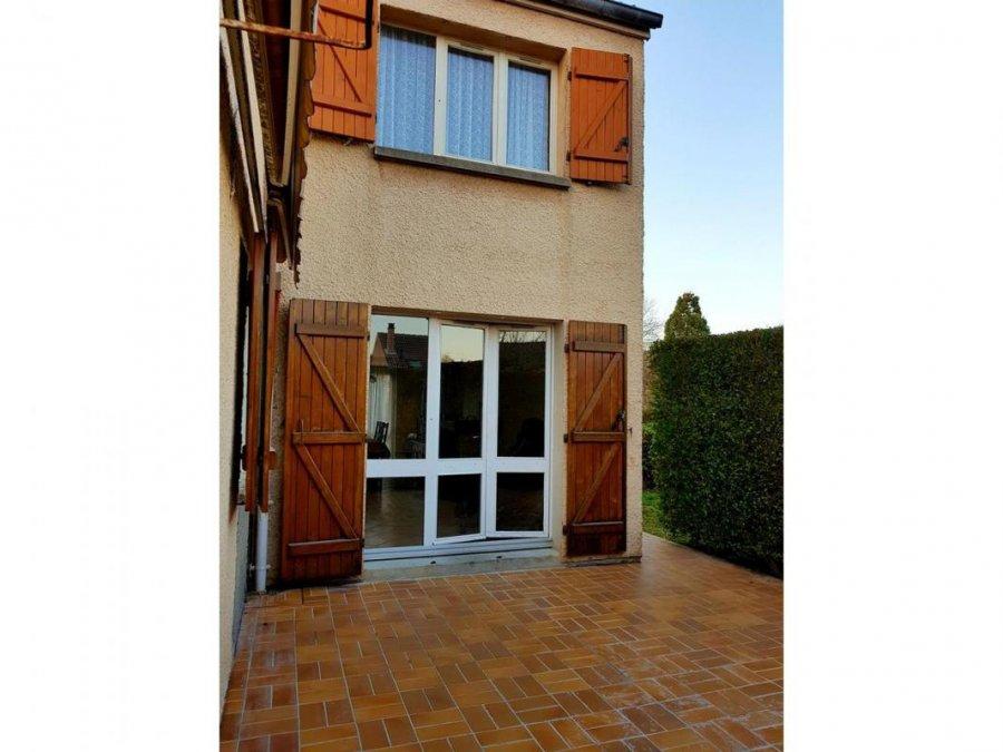 Maison mitoyenne à vendre F5 à Plappeville