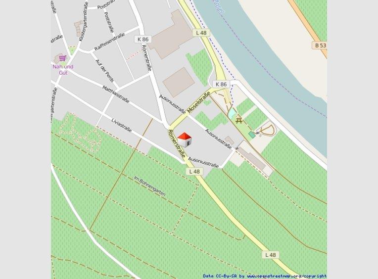 Apartment for sale 2 rooms in Leiwen (DE) - Ref. 6906115