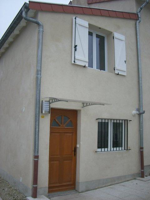 Appartement à louer F2 à Le Ban Saint-Martin