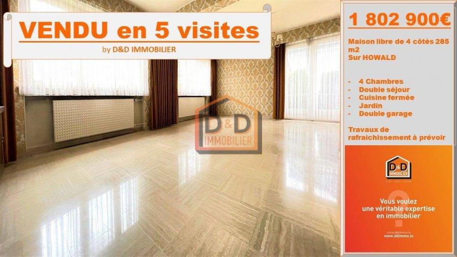 acheter maison 5 chambres 285 m² howald photo 1