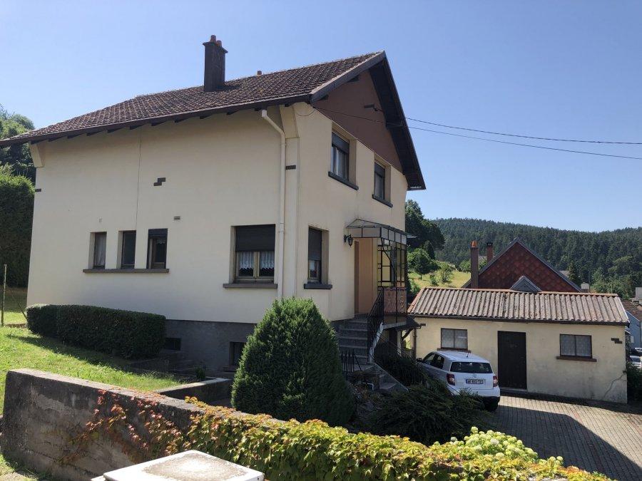 acheter maison 6 pièces 100 m² dabo photo 1