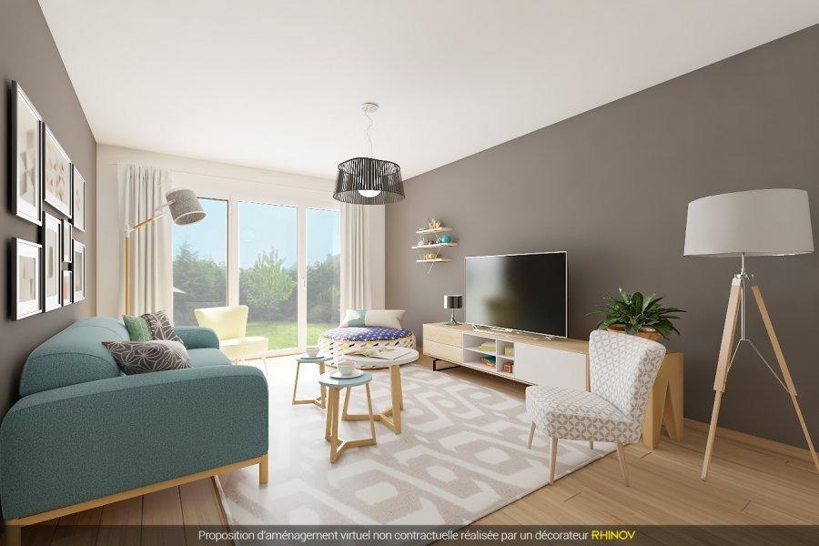 acheter appartement 3 pièces 66.89 m² metz photo 1