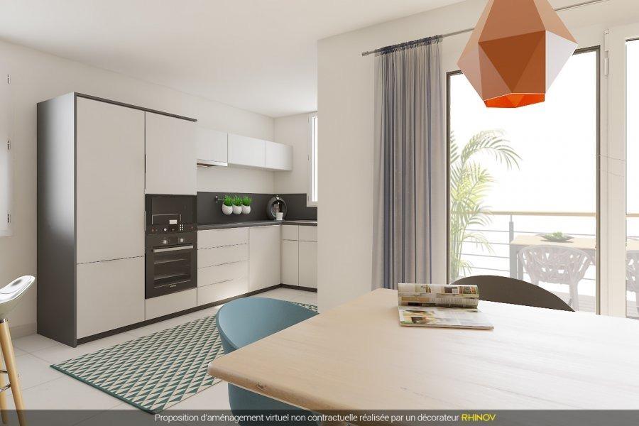 acheter appartement 3 pièces 66.89 m² metz photo 2