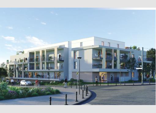 Appartement à vendre F2 à Montigny-lès-Metz (FR) - Réf. 7190275