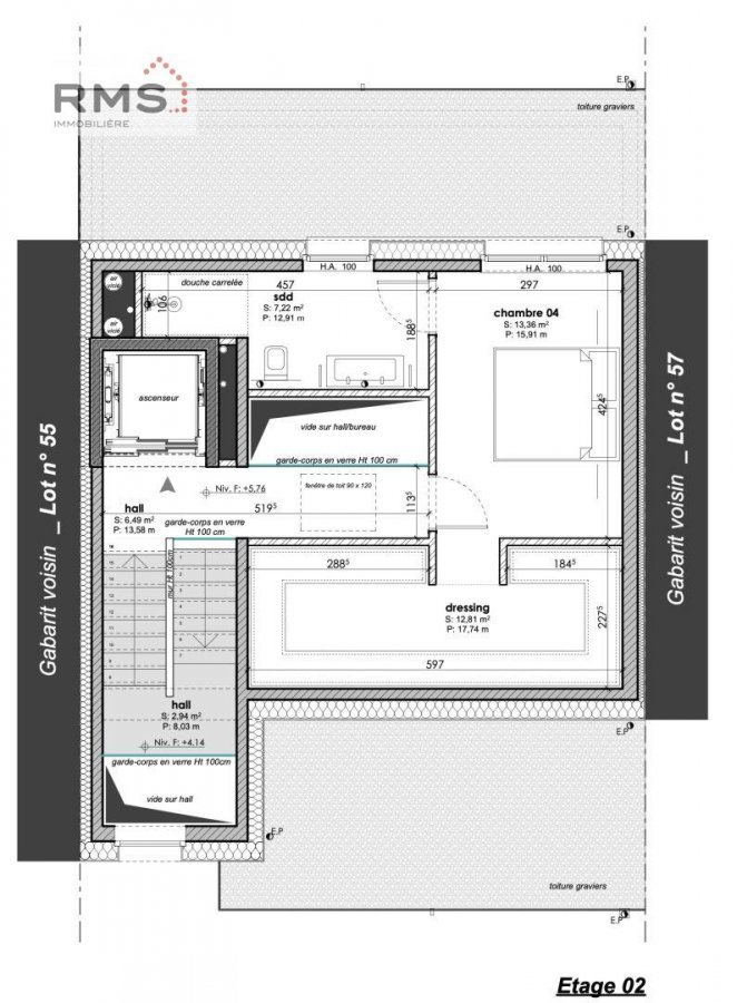 acheter maison 4 chambres 221 m² luxembourg photo 7