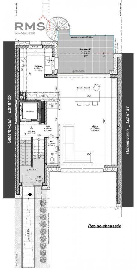 acheter maison 4 chambres 221 m² luxembourg photo 5