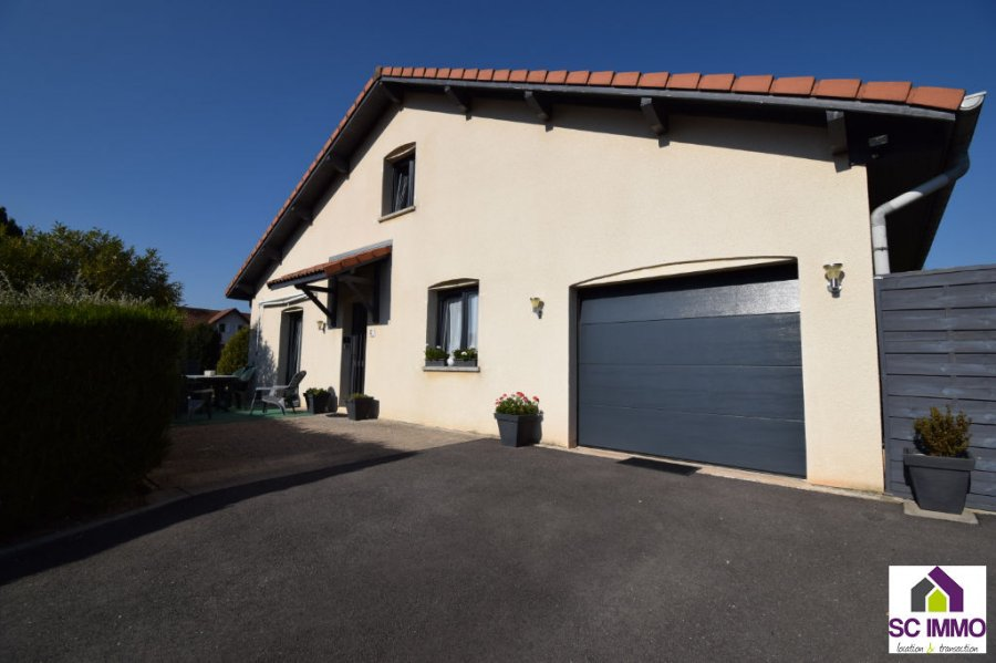 acheter maison 6 pièces 122 m² fraize photo 1