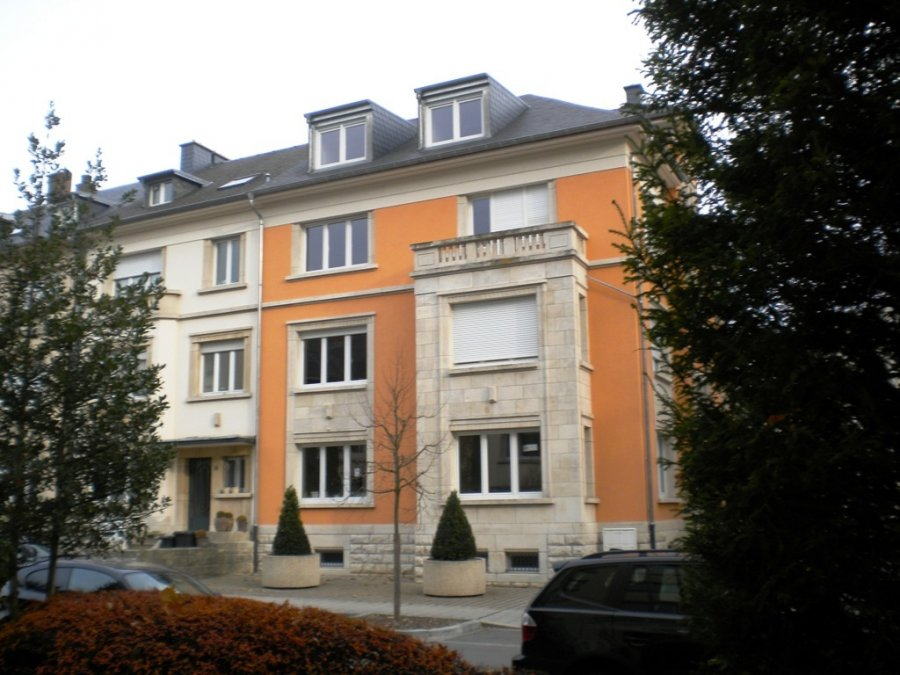 Appartement 2 chambres louer luxembourg belair for Chambre a louer luxembourg