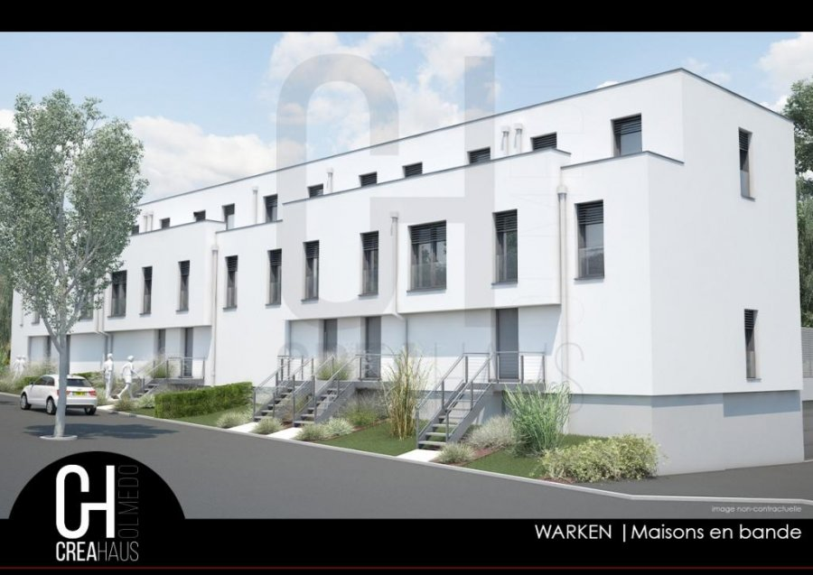 acheter maison jumelée 4 chambres 120.5 m² warken photo 1