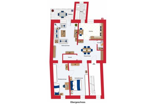 investment building for buy 8 rooms 260 m² wallerfangen photo 5