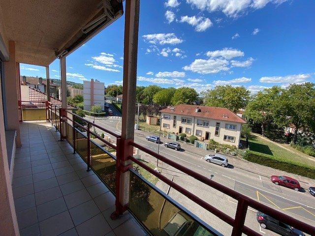 acheter appartement 3 pièces 66.45 m² nancy photo 2