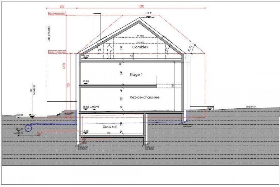 semi-detached house for buy 3 bedrooms 213.25 m² filsdorf photo 4