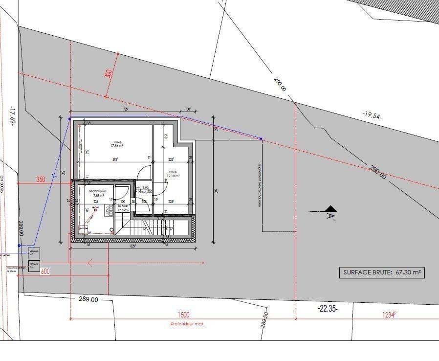 semi-detached house for buy 3 bedrooms 213.25 m² filsdorf photo 5