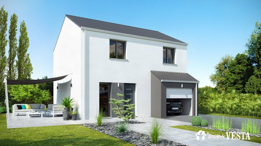 ▷ Haus kaufen • Courcelles-Chaussy • 81 m² • 199.750 € | atHome