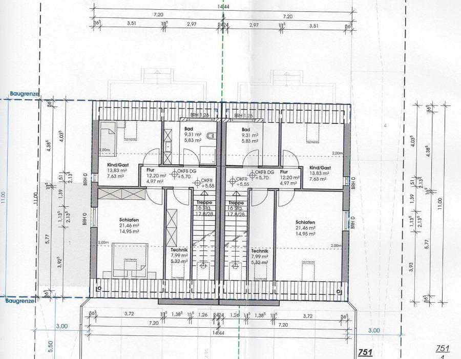 wohnung kaufen 3 zimmer 97.32 m² perl foto 5