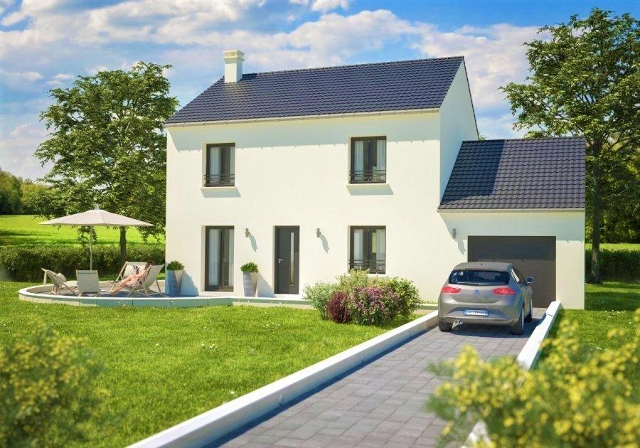 Maison individuelle à vendre F5 à Condé-Northen