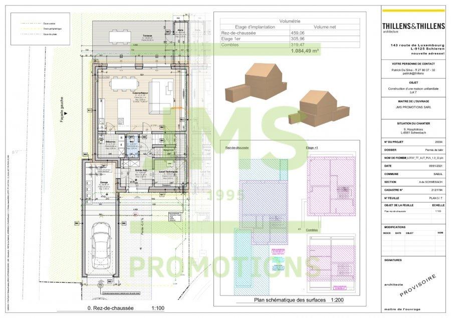 Maison mitoyenne à vendre 4 chambres à Schwebach