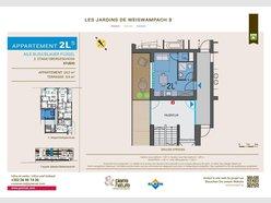 Studio à louer à Weiswampach - Réf. 4895763