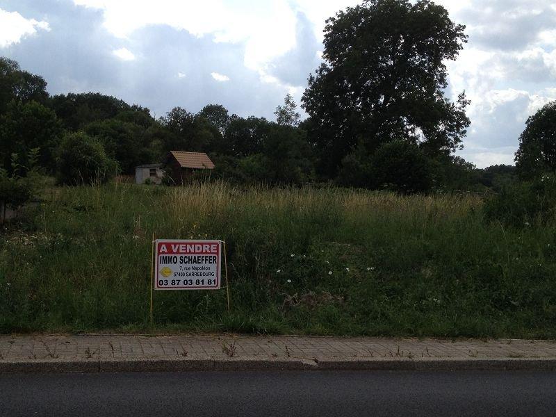 Terrain constructible à vendre à Haut clocher