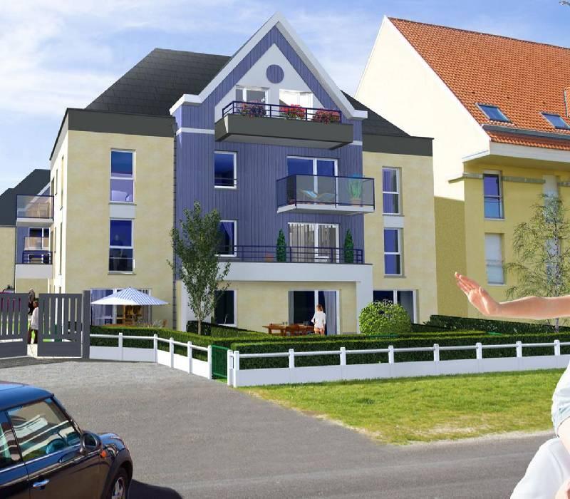 Appartement à vendre F1 à Berck