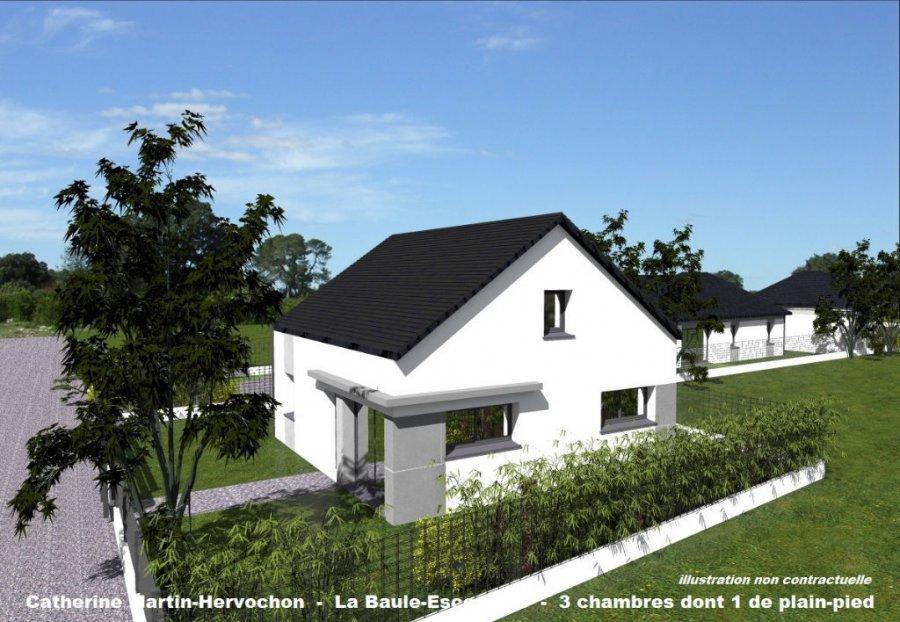 maison individuelle en vente la baule escoublac 80 m