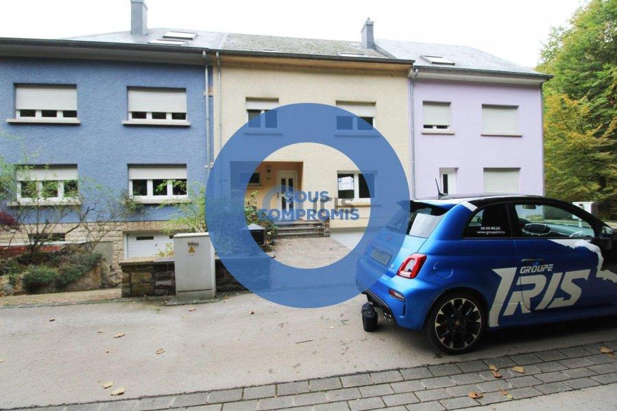 acheter maison 5 chambres 165 m² schifflange photo 1