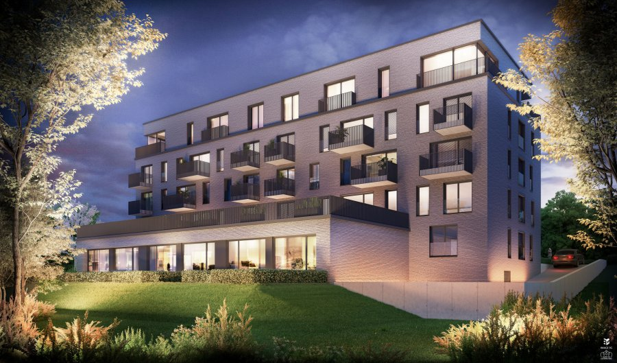 acheter appartement 1 chambre 49.7 m² luxembourg photo 1