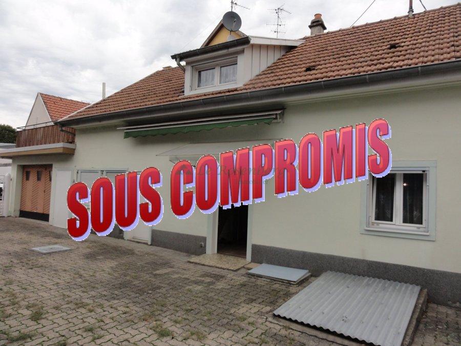 Maison à vendre F5 à Bartenheim