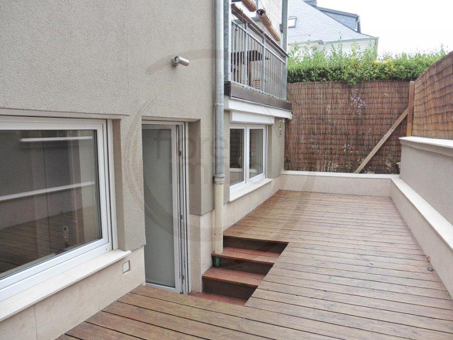 Duplex à louer 2 chambres à Luxembourg-Merl