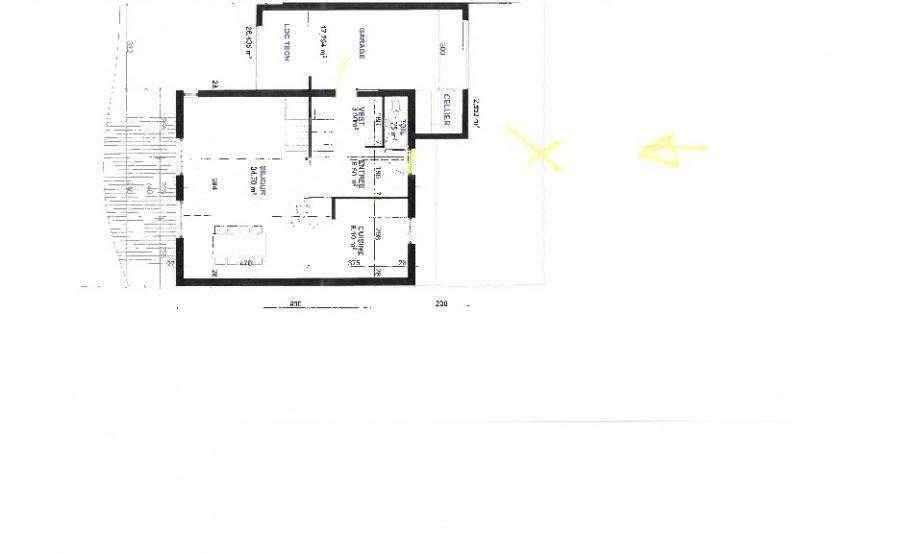 Terrain constructible à vendre à Cuvry