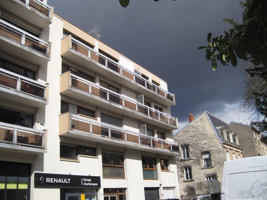 louer appartement 1 pièce 37 m² nancy photo 4