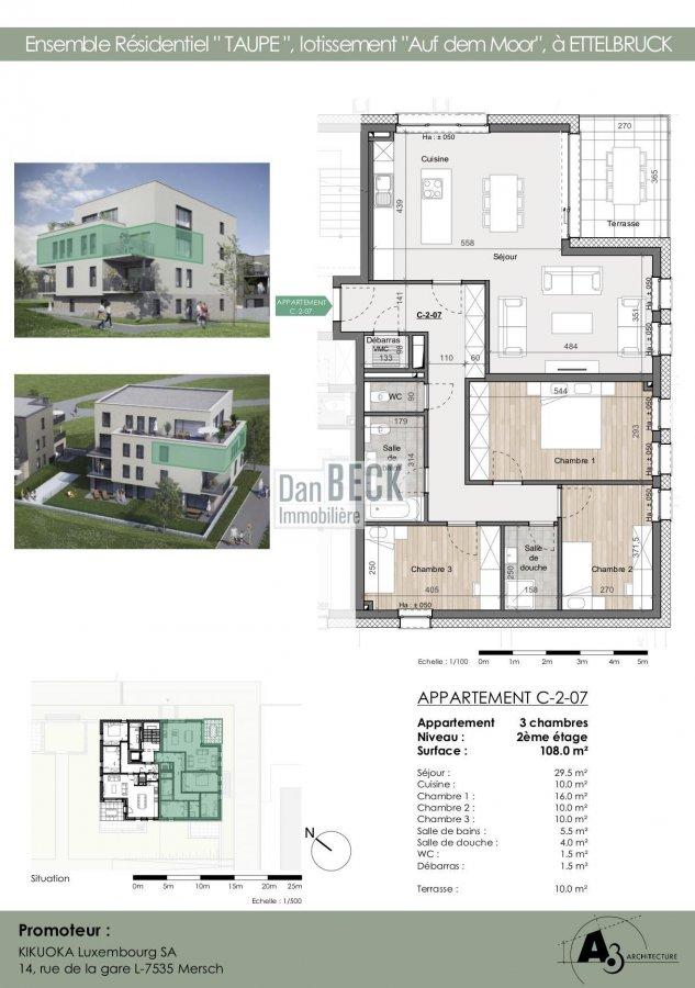 apartment for buy 3 bedrooms 108 m² ettelbruck photo 2