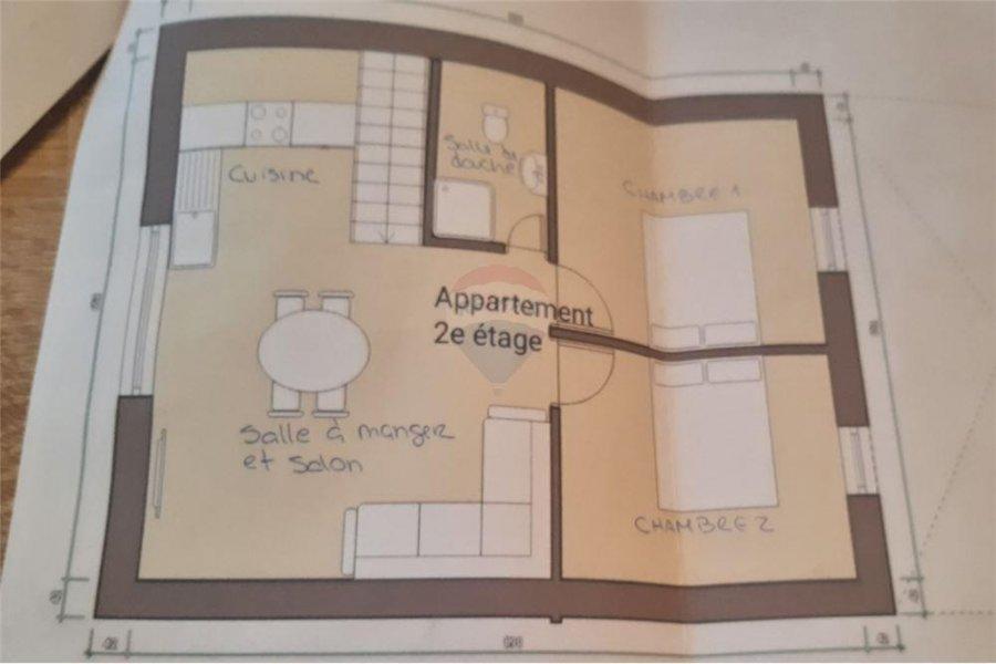 Maison à vendre 4 chambres à Niederfeulen