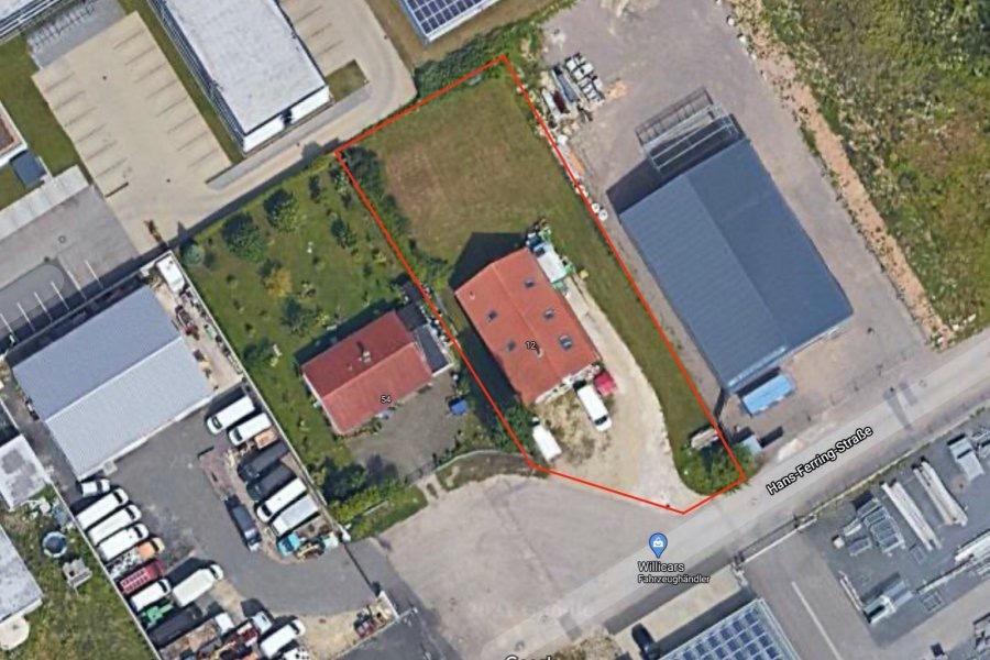 Maison à vendre 4 chambres à Industriegebiet-Zewen