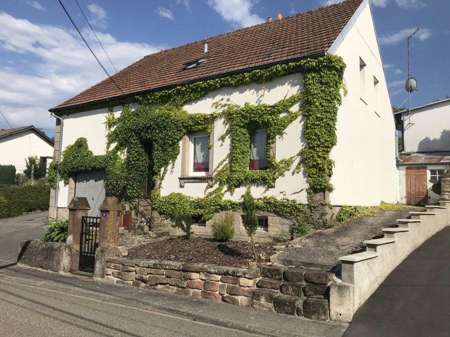 Maison à vendre F6 à Hartzviller