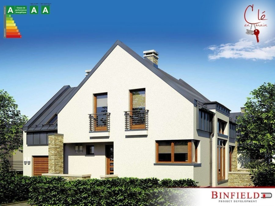 Superb Detached House For Buy 5 Bedrooms 154 M² Beidweiler Photo 3