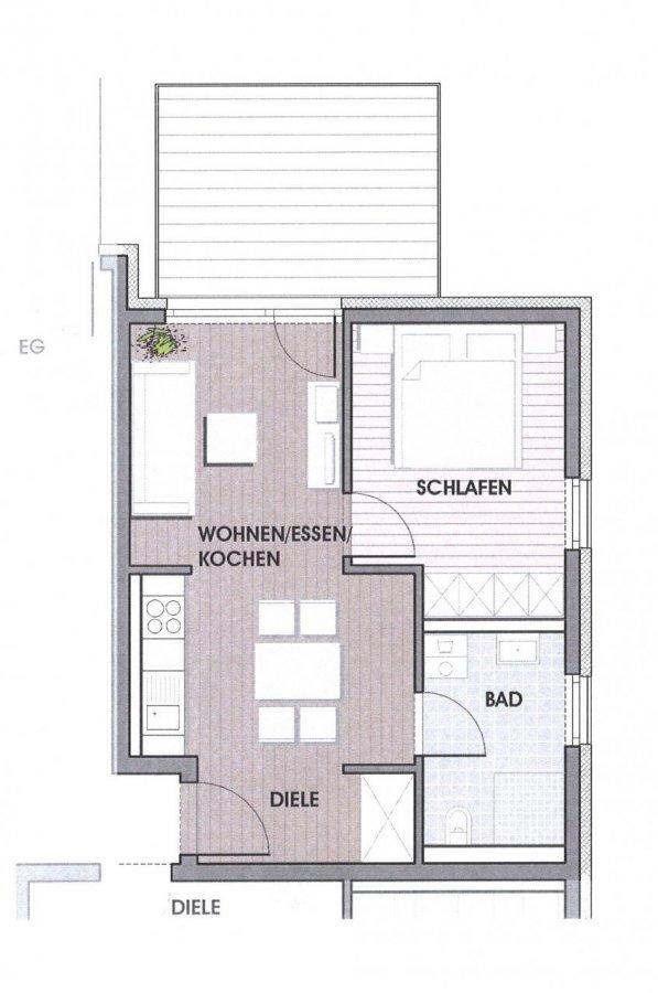 acheter appartement 2 pièces 48.53 m² merzig photo 4