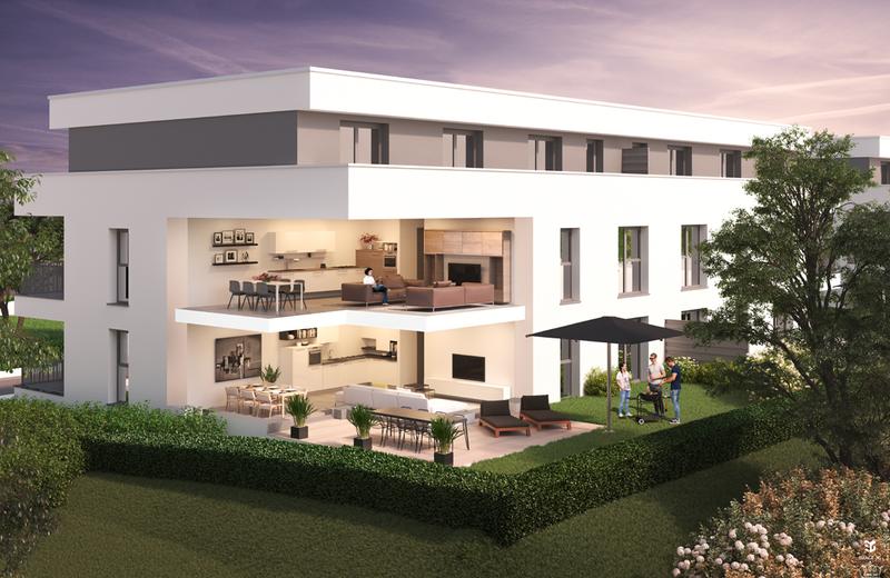 apartment for buy 3 bedrooms 115 m² hesperange photo 1
