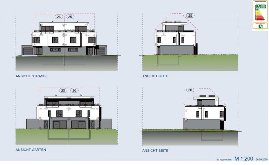 Maison jumelée à vendre 5 chambres à Capellen
