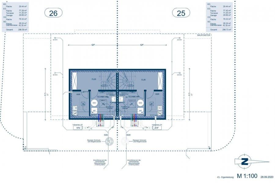 acheter maison jumelée 5 chambres 214.71 m² capellen photo 3